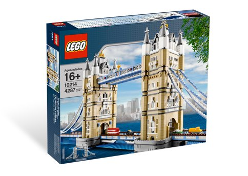 tower bridge lego