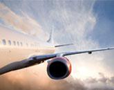 vliegtuig londen
