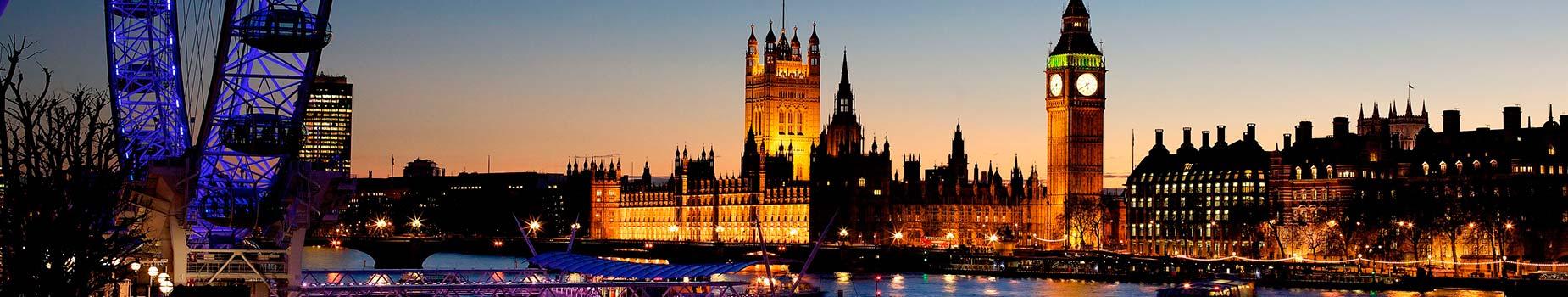 Hotels Londen
